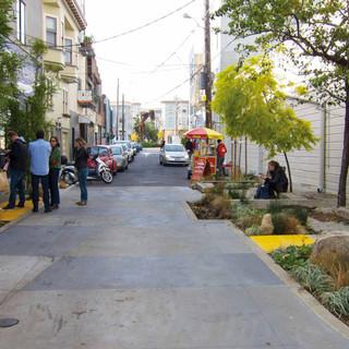 Living Alley, San Francisco
