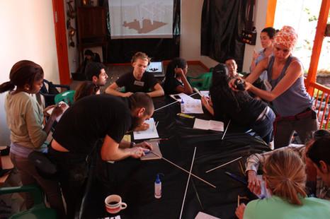 Participatory Design Charette, Colombia