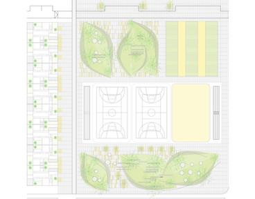 Incremental Housing Community Development and Urban Planning; Saint Louis, Senegal