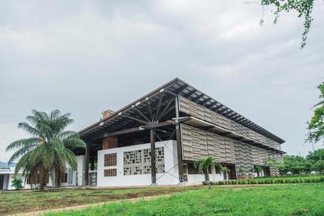 Public Library in Yopal, Colombia