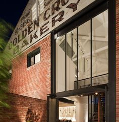 Adaptive Re-use example, bakery concerveion in Melbourne