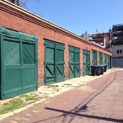 Bloomingdale Alley Structure, Old Stables