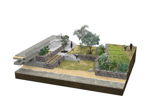 Nature Based Solutions, Gabion; Democratic Republic of congo