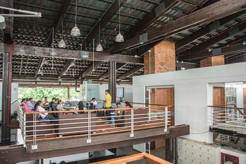 Public Library, Passive Design; Colombia