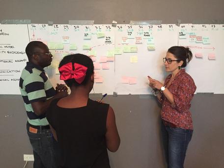 Participatory Planning, Haiti