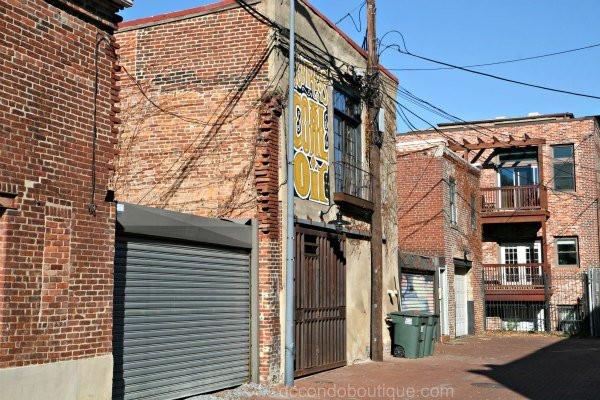 Blagden Alley Photo