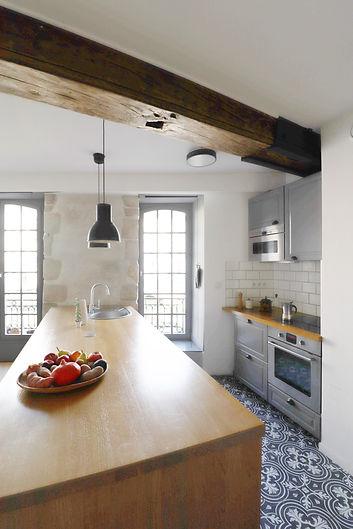 Hiribarren architecte - Bourgneuf Cuisin