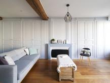 Hiribarren architecte - Bourgneuf Salon