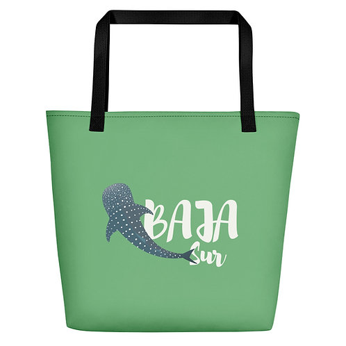 Whale Shark Beach Bag