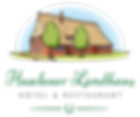 Logo des Haselaur Landhauses - Hotel & Restaurant