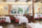 Einladene Stube im Restaurant nahe Uetersen