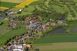 Luftbild von Haselau