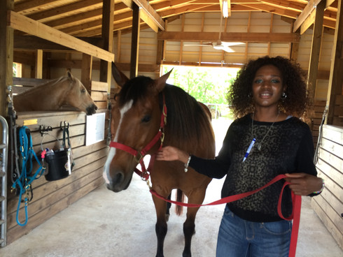 Animal Therapy Encourages Hope in Women at Agape's Drug Treatment Program