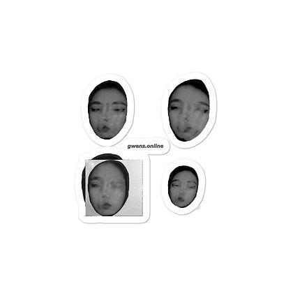 Mash-heads Stickers