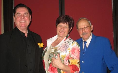 Erwn Steininger, Charlotte Ludwig, Walte