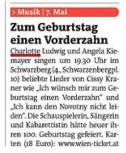 2018-05-02 BZ Bezirskzeitung Wien