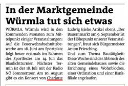 2018-05-16 BZ-Bezirkszeitung Tulln