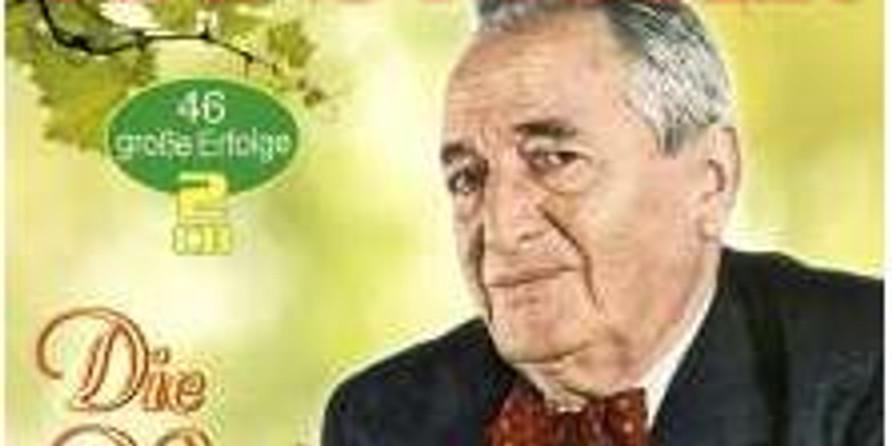 Servus Wien – Wienerlieder & Schmäh zum 140. Geburtstag von Hans Moser
