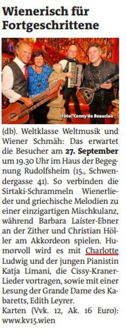 2019-09-15 BZ Wiener Bezirkszeitung