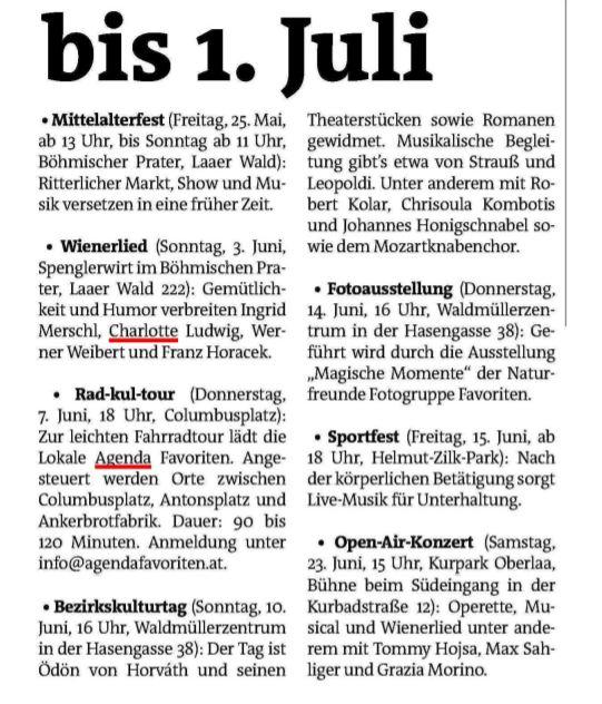 2018-05-08 BZ Wiener Bezirkszeitung Favo