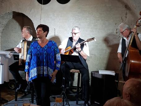 Mit dem Trio Wien im Achillion