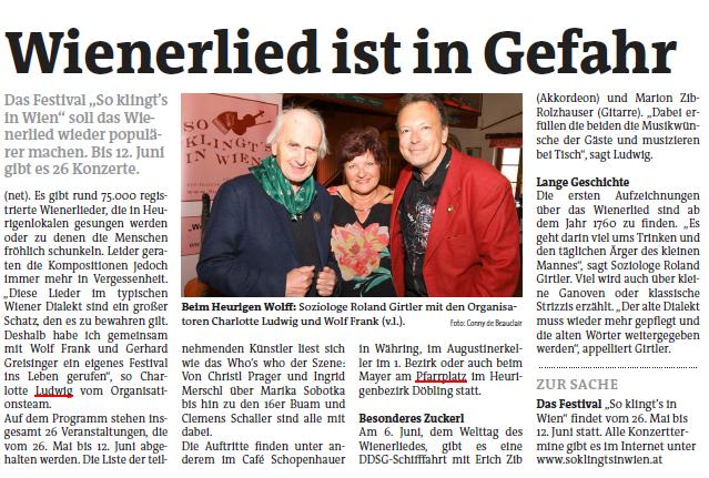 2019-05-15 BZ Wiener Bezirkszeitung