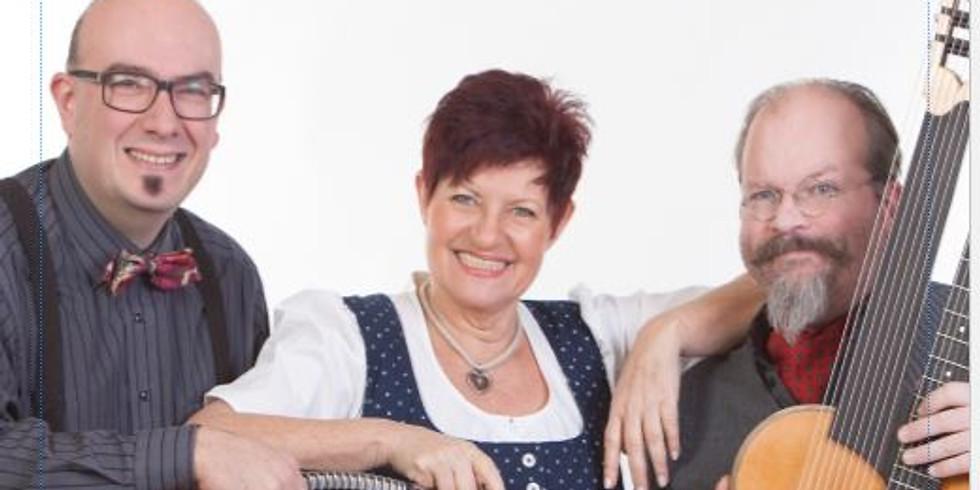 Frühschoppen Echt Wienerisch: Charlotte Ludwig & 16er Buam
