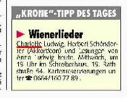 Kronen Zeitung 3012-2015