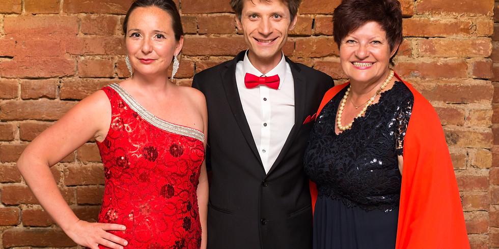 Wiener Lieblinge: Strauss und Lanner treffen Cissy Kraner