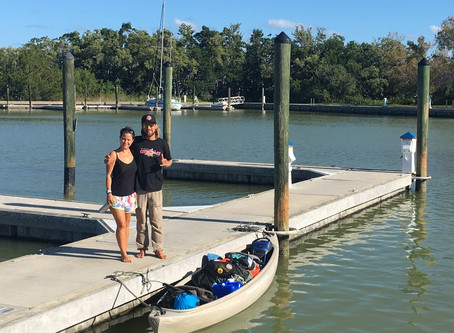 Paddling 8 Days in the Everglades' Wilderness Waterway
