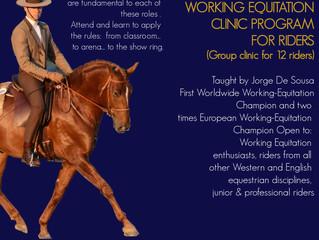 Working Equitation Seminar Haras DC