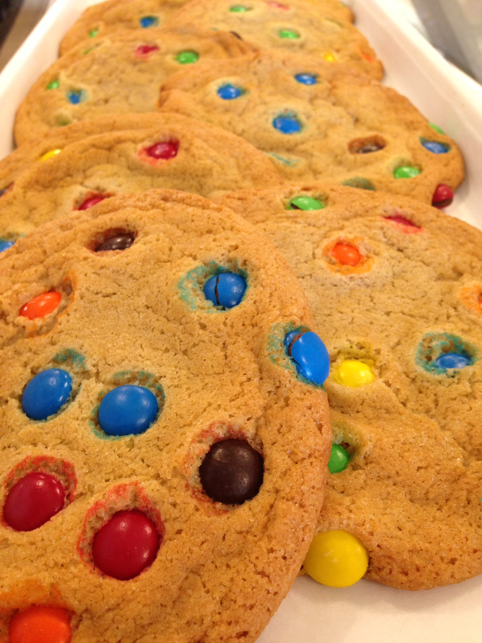 Large Cookies