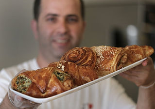 Pastry Chef and Owner, Elias Saade