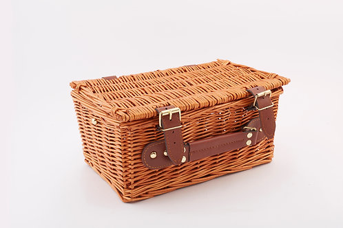 Willow Basket Small Honey