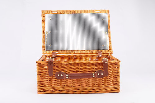 Willow Basket Large Honey