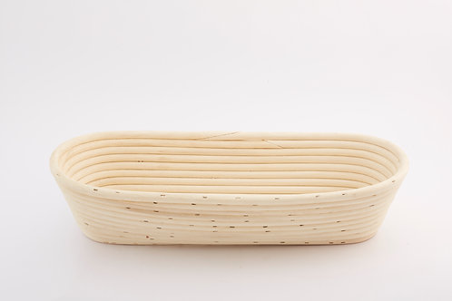 Rattan Bread Tray Large