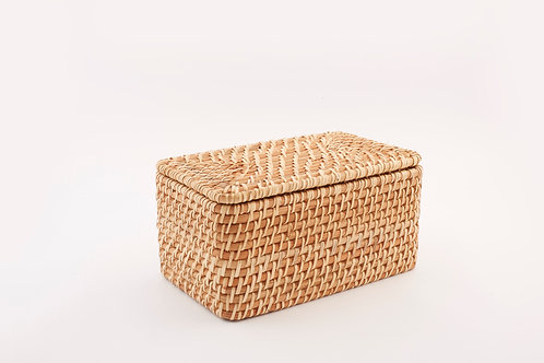 Rattan Box Large