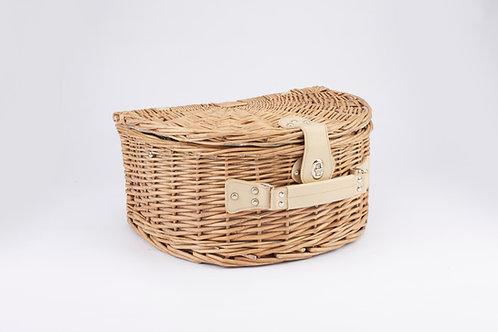 Full Willow Picnic Basket For 2