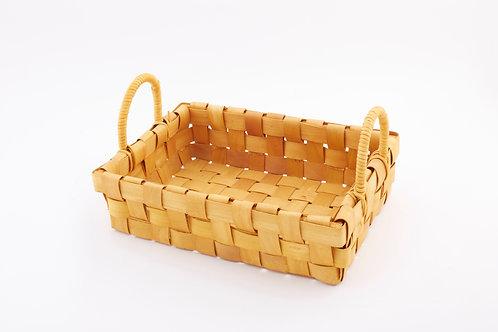 Rattan Storage Basket Small