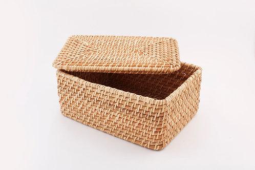 Rattan Box Medium