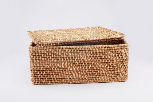 Rattan Box Small