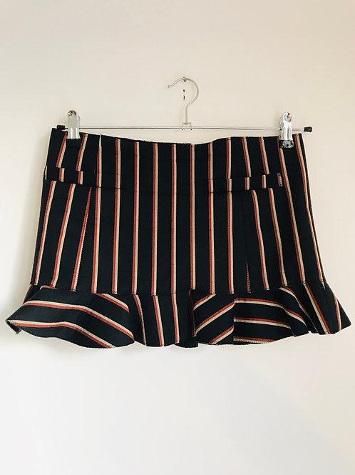 Toga mini skirt
