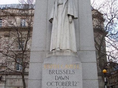 HEROES - Edith Cavell