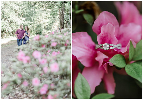 Caitlin & Seth Engagement Shoot