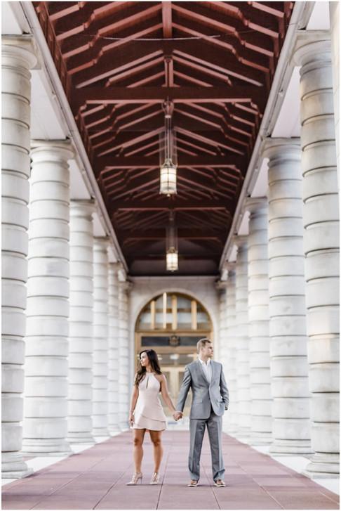 Skyler & Charlie | Engaged | Downtown Annapolis Wedding Photographer
