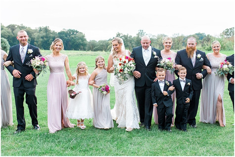 Katie & Sam - MARRIED - Spring Hill Manor