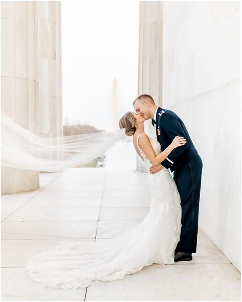 Kylie & Eric | Washington, DC  Wedding Photography