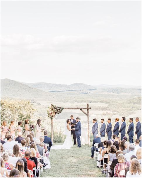 Annie & Matt | Charlottesville Wedding Photographer