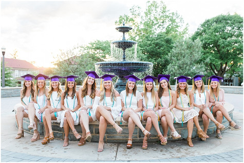 James Madison University - Class Of 2017 Senior Portraits - ZETA TAU ALPHA