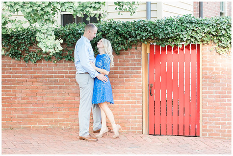 Robin & Peter - Elopement - Downtown Annapolis, MD